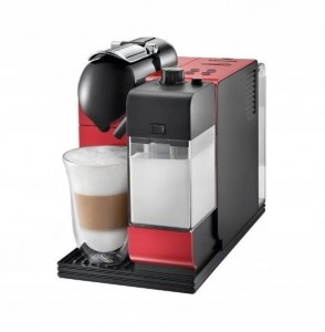 Ekspres do kawy na kapsułki DeLonghi  Lattissima + EN520.R (Outlet)