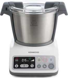 Robot Multicooker Gotuje  Kenwood CCC200WH Termomix